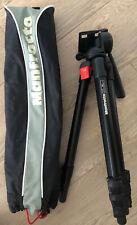 Manfrotto Digi 728B Portable Camera Tripod And Case