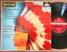 DVORAK SYMPHONY No.5 ~ KUBELIK / LONDON CS 6020 (SXL 2005 ) WBg BLUEBACK LP