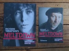 Richard Thompson - Meltdown Programme - 2010 Southbank Centre
