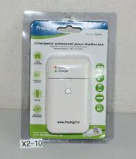 PRODIGIT Universal Ladegerät 3,6 V / 3,7 V 7,2 V / 7,4 V  AA AAA NiMh (X2-10-R24