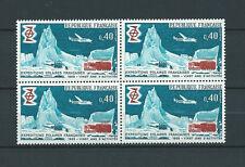 FRANCE - 1968 YT 1574 bloc de 4 - TIMBRES NEUFS** LUXE