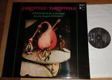 Gregorio Paniagua TARENTULE-TARENTELLE - Harmonia Mundi HM 379