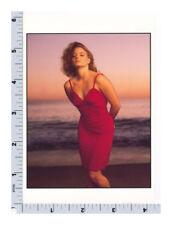 Jodie Foster Postcard | 1988 Photo Annie Leibovitz | Continental Size