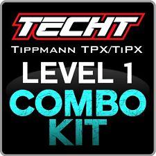 TECHT Tippmann TPX/TiPX Level 1 Combo Kit Paintball Marker Upgrade