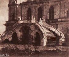 """Héliogravure - 1926 - """" Entrée dans l'église """"  par P.W.Klepikoff"""