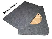 "ZEnclosures Honda S2000 SUB Subwoofer Box 1-10"" with Stealth Protective Cover"