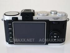 "ACMAXX 2.7"" HARD LCD SCREEN ARMOR PROTECTOR LEICA X2 X-2 18452 18450 18753 EVF2"