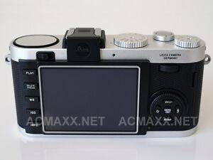 """ACMAXX 2.7"""" HARD LCD SCREEN ARMOR PROTECTOR - LEICA XE X-E 18454 Typ 102 typ102"""