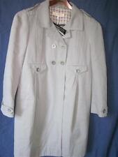 See by Chloe Jacket SZ US 6 UK 10 IT 42 Grey Military Coat NWT New Italy