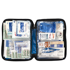 First Aid Kit Travel Bag Survival All Purpose Emergency Car Boat Trauma Outdoor