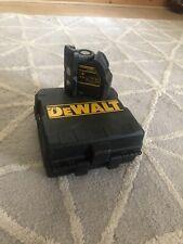 DEWALT DW088K-XJ Cross Line Laser