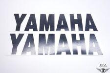 Unterboden Aufkleber Satz Schwarz Yamaha Aerox NEU *