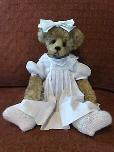 Sandy Fleming 22inch Bear--One of a Kind-Heather Anne