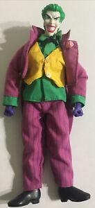 "DC Comics Batman THE JOKER 9"" Target Exclusive Figure Hasbro 2001 (Loose)"