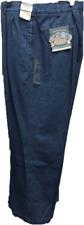 CLIPPER Brand Pleated Men's Big & Tall Jeans