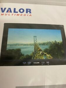 """Valor Multimedia VH-700WR 7"""" Wide LCD Headrest Monitor New in Box"""