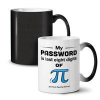 Funny Math NEW Colour Changing Tea Coffee Mug 11 oz | Wellcoda
