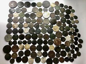 Lot Münzen Bodenfund