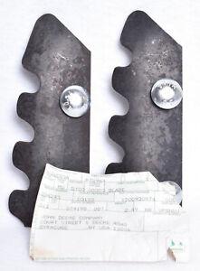"OEM John Deere Post Hole Digger Serrated 14"" Blade Kit   PT2964"
