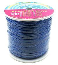 DNF 16 Gauge Blue Speaker Wire 1000 Feet - SAME DAY SHIPPING!