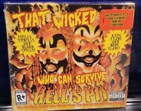 Insane Clown Posse - Hell's Pit CD / DVD Set SEALED Bowling Bowls 3D twiztid icp