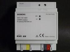 Siemens EIB KNX IP Gateway KNX/BACnet N 143/01 REG 5WG1 143-1AB01 neu OVP