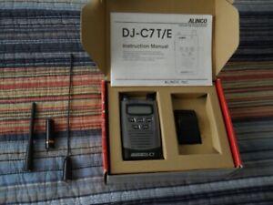 Alinco DJ-C7T transceiver Ham Radio