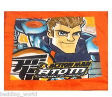 Confezione di 2 Panni per viso ACTION MAN ATOM ARANCIO BLU ESERCITO Figura Asciugamano flanella