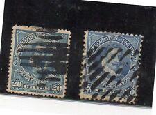 Chile Valores de Telegrafos del año 1901-2 (DE-491)