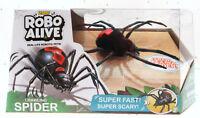 Robo Alive ~ Redback spider ~ Crawles Like A Real Spider ~ By Zuru