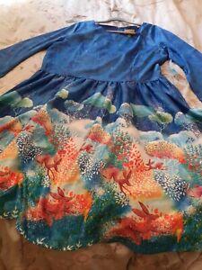 Lindy Bop Rabbit Dress Size 22