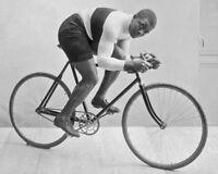 Champion Cyclist MARSHALL MAJOR TAYLOR Glossy 8x10 Photo Poster Superstar Print