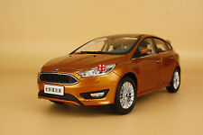 1/18 2015 CHINA Ford all new focus diecast model+small gift
