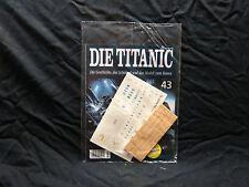 Die Titanic   -  43  -  Hachette  -  Modell  -  Neu