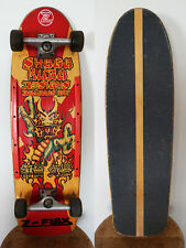 Z Boy Shogo Kubo Bulldog Art Dogtown Limited Deck Skateboard Dogtown Z Flex
