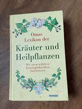 Omas Lexikon Der Kräuter Und Heilpflanzen Buch Dick Homöopathie