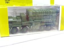 Roco Minitanks 1/87 751 Man 8x8 patriot militar embalaje original (kv2689)