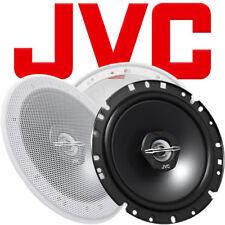 ~ JVC Deckeneinbaulautsprecher 2-Wege Koax  16,5 cm weisse Blenden