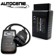 Autogenie © ECHTZEIT-Daten Handy Wi-Fi oder Diagnosegerät OBD2 iPhone & Android