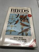 The Hamlyn Guide to Birds of Britain and Europe by Bertel Bruun 1989