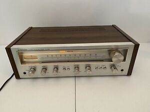 Pioneer SX-550 Stereo Receiver