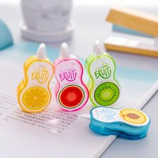5m Mini Fruit Correction Tape Sweet White Out Stationery School Office Supply