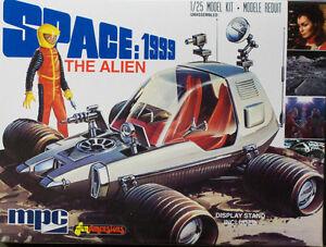 2014 mpc Spazio 1999 #795 1/25 The Alieno Luna Rover Maya Edizione Kit Modello
