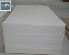 PVC wall cladding sheets in white 2.4m x 1m
