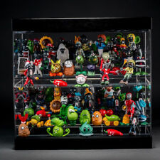 New 40PCs Plants vs. Zombies Figures Set PVZ Toy Display Collection Xmas Gift