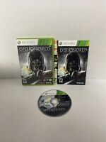 VERY NICE DISC! Dishonored for Xbox 360 Complete Fast Shipping!