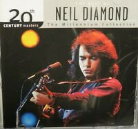 20th Century Masters - The Best of Neil Diamond NEW CD 11 Tracks Hits collection