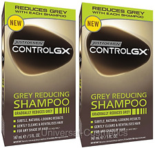 2x Just For Men Control Gx ControlGx Grey Reducing Shampoo- GENUINE