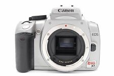 Canon EOS 350D (Rebel XT / Kiss Digital N) 8MP 1.8''Screen DSLR Camera SILVER