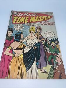 VINTAGE DC COMICS RIP HUNTER TIME MASTER COMIC BOOK #21 August 1964. Please Read